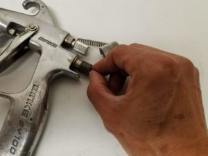 Recommended Spray Guns for Adhesives  - Adhesive Solutions